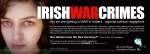 Cystic Fibrosis - Irish War Crimes