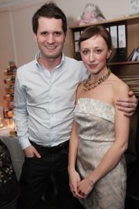 Brian O'Connell & Doreen O'Mahony