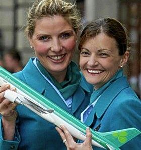 Aer Lingus celebrate 75 years