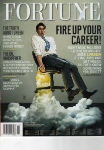 Fortune Magazine - LinkedIn