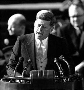 JFK - Famous Speech