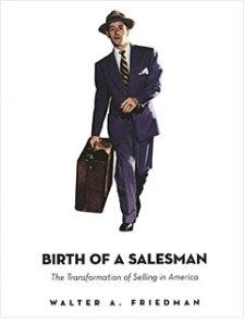 The Social Media Salesman