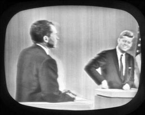 Kennedy Nixon televised debate 1960