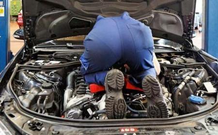 The Mechanic's Car