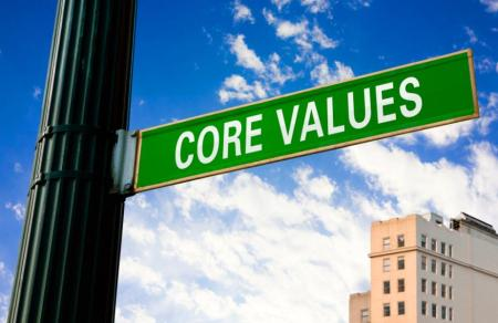 Core values - Priory Hall