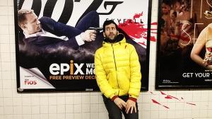 Jon Burgerman poster