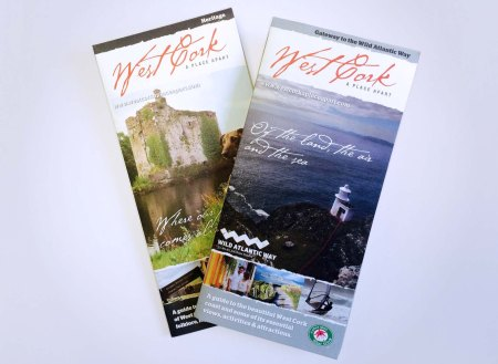 West Cork brochures