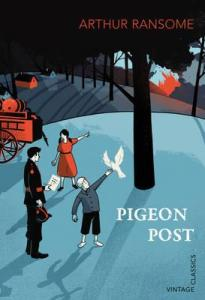 Arthur Ransome - Pigeon Post