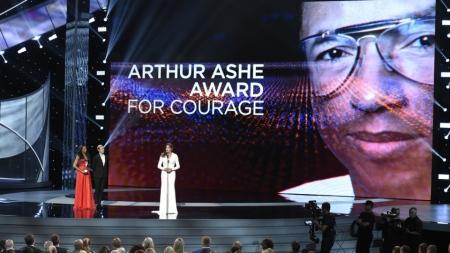 Caitlyn Jenner Arthur Ashe Award