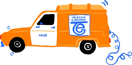 Telecom Eireann
