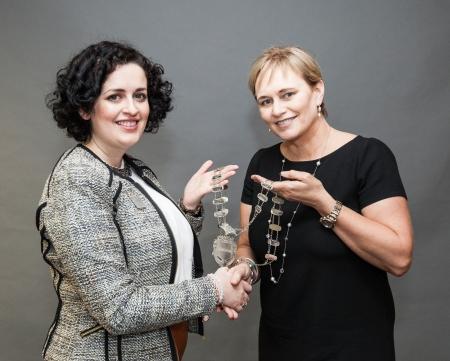 Deirdre Waldron President Network Ireland