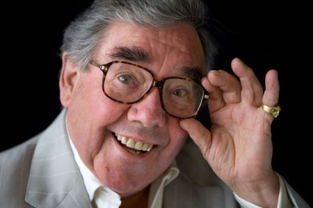 Ronnie Corbett and 10 PR Tips