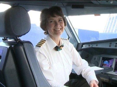 Aer Lingus - Captain Grainne Cronin