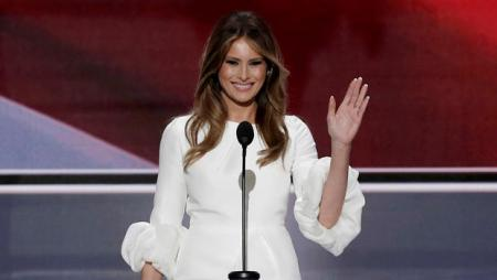 Melania Trump - When fashion meets politics