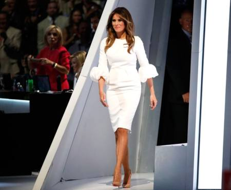 Melania Trump - Fashion and Politics