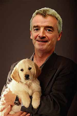 Michael O'Leary - Ryamair