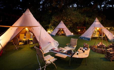 Camping in Dublin