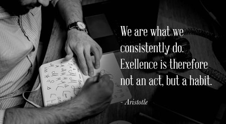 consistency - Aristotle