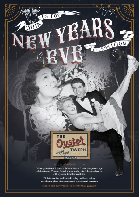 Oyster Bar - New Years Eve