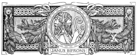 Janus - Greek God