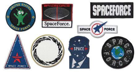 alt Space Force - Milton Glaser