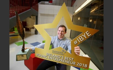 Conor O'Loughlin, IBYE Winner 208