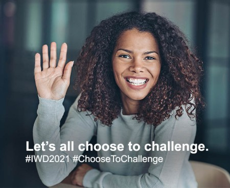 International Women's Day - Choose to Challenge